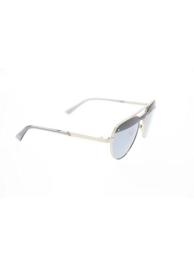 Diesel Güneş Gözlüğü Gümüş